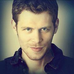 He's hot- Klaus Mikaelson- Joseph Morgan- The Originals and The Vampire Diaries