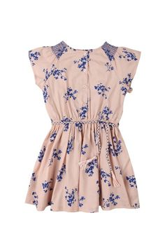 Love this dress for Zoe with leggings