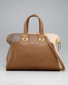 82f6cf057169 Fendi Chameleon Zip-Top Satchel - ShopStyle · Fendi ToteBeautiful  HandbagsChameleonNeiman MarcusLeather HandbagsBag ...