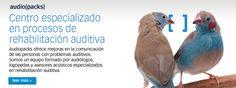 Audiopacks Audiología y Logopedia en Barcelona