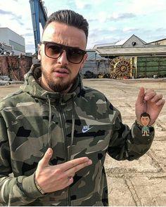 Kind of Albania🇦🇱🇩🇪 @kmn_azet . . . #kmn #kmnstreet #azet Merida, Popular Mens Sunglasses, Beard Tattoo, Dream Guy, Albania, View Photos, Photo And Video, Portrait, Celebrities