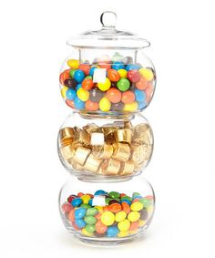 Take a look at this Small Three-Tier Global Canister by Global Amici on #zulily today!