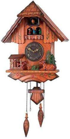 I'm selling Wholesale Kassel Cuckoo Clock Swiss Chalet Design - $190.00 #onselz