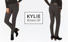 Neu: Kylie Brown-Oil