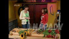 Zahrádkářská poradna   Primadoma.tv Gladioli, Tv, Television Set, Television