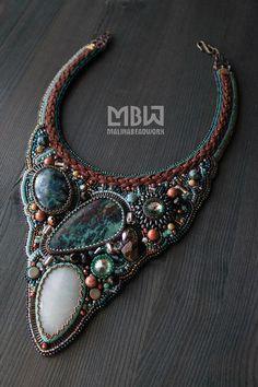 MALINABEADWORK (MBW) UniqueJewelry & Accessories