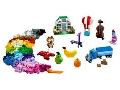 LEGO® Creative Building Basket