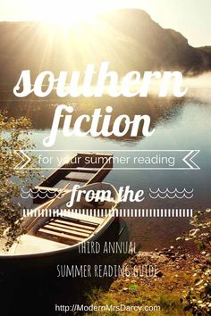 Southern literature has a sense of place and history, but its also known for its wonderful storytelling, beautiful imagery, and emphasis on a slew of uncomfortable themes (think race, class, and religion). These modern novels for your summer reading list continue in the tradition of the Southern greats.