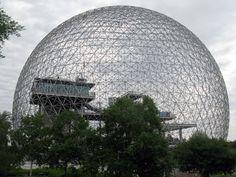 Montreal, Biosphère di Buckminster Fuller (2010-05-30)