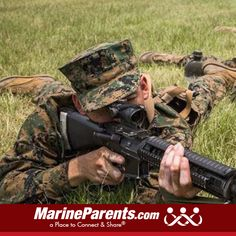 Before recruits get started on the rifle range, they must learn the four weapon safety rules. Military Personnel, Military Service, Usmc, Marines, Safety Rules, Support Our Troops, Semper Fi, Boot Camp, Marine Corps