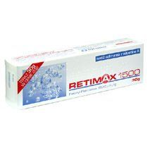RETIMAX 1500 ointment 30g Retinol Vitamin A Cream Acne Wrinkle Pigmentation Eczema