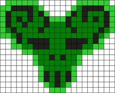 The Pick Of Destiny Perler Perler Bead Pattern / Bead Sprite