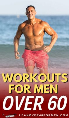 ✔ Workout For Men Over 50 Weight Training Home Workout Men, Workout Plan For Men, Fitness Motivation, Fitness Goals, Cycling Motivation, Fitness Senior, Transformation Fitness, Over 50 Fitness, Men Over 50