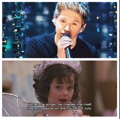You don't understand!!! That line from the little rascals is my best friend @Nicholle Goodnight Goodnight C. and I 's insider!!! OMG!!! Hahaha @Niall Dunican Dunican Horan ..Darla is right