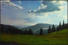 Mountain summer landscape by Lazarescu R. Catalin on Mountain Pass, Summer Landscape, Romania, Seasons, Mountains, Nature, Travel, Beautiful, Naturaleza