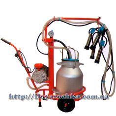 Доильный аппарат для коров Берёзка-1 для одновременного доения 1-й коровы. Цена: 6400 грн.