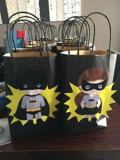 Jake's Batman Birthday Party | CatchMyParty.com