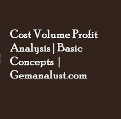 CVP analysis is a very powerful tool in management accounting. Its main purpose is to help management understand the relationship among cost, volume and profit. Accounting Notes, Cost Accounting, Purpose, Management, Relationship, Relationships