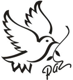 pomba da paz - Google Search