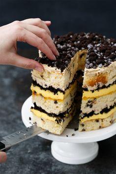 Milk Bar Chocolate Chip & Passionfruit Cake Recipe