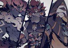 Youkai Watch, Anime, Art
