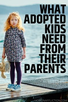 Adopted kids are great. Just like every other kid, adopted kids need certain things from their parents. If you're an adoptive parent, find out 7 of the most important things your adopted child needs from you. Adopting Older Children, Adopting A Child, Adopted Children, New Parent Advice, Mom Advice, Foster To Adopt, Foster Care, Foster Parenting, Kids And Parenting