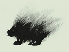 porcupine.