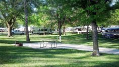 Green Valley State Park Iowa | Campground review: Green Valley State Park, Creston, IA
