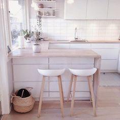 3 Consejos para una cocina pequeña. Small&Lowcost