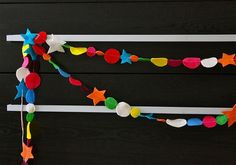 happy day garland tutorial