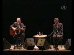 """João Gilberto e Caetano Veloso - """"Chega de saudade""""   (de Tom Jobim e Vinícius…"""