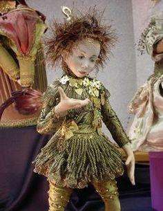 Ankie Daanen dolls
