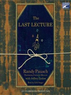 Warning: This might make you cry. It's a nonfiction book about Pausch, who is diagnosed with pancreatic cancer and given a few months to live. Before he passed, he wrote this book about what being positive really means. It will help you realize that even when you're dealt something terrible, it doesn't mean you can't make a positive difference.