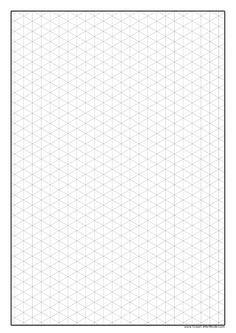 The 25+ best Isometric paper ideas on Pinterest
