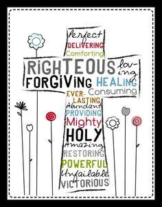 He is worthy.