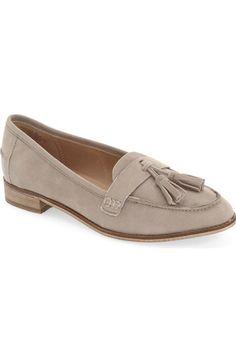 Steve Madden 'Makenzie' Tassel Loafer (Women) available at #Nordstrom