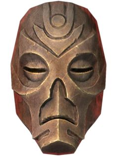 ITEM Volsung Mask : This mask can be acquired by defeating Volsung, one of the eight Dragon Priests. Volsung can be found in the Nordic Ruin of Volskygge.  Enchantment    Wearing this mask grants the following skill bonuses:        Fortify Barter: 20 points      Fortify Carry Weight: 20 points      Waterbreathing: 20 points