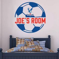 Pride Of South London Chant Song Football Bedroom Decal Wall Sticker Picture