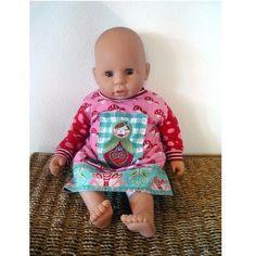 ARWEN in Puppengröße 48 cm, Kreativ-FREEbook - farbenmix Online-Shop - Schnittmuster, Anleitungen zum Nähen Barbie, American Girl, Face, Sewing For Kids, Tutorials, Creative, Breien, The Face, Faces