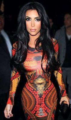 Kim kardashian : beauty : celebrity