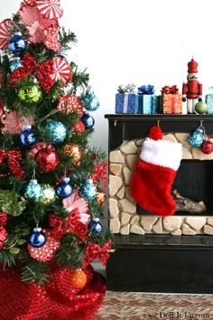 It's Beginning to Look a Lot Like Christmas {around here}!   Doll It Up