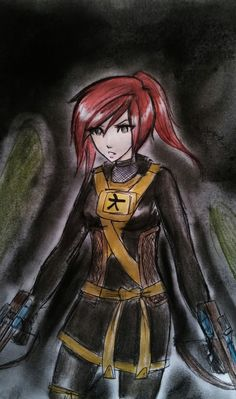 Skylor in Possesion Season? by Squira130.deviantart.com on @DeviantArt<<<her art is amazing!