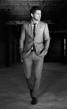 Eric Bana Spain — mahmah-tee:   ~ Beautiful BANA ~ Black & White   ...
