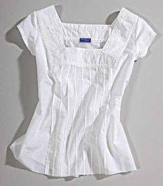 Blusa de algodão