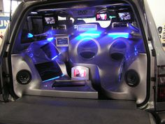 #SouthwestEngines These passive woofers obtain their power from the car's audio system, but powered subwoofers get its power independently.