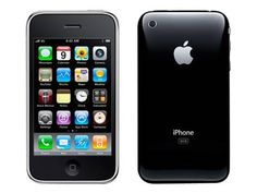 Apple iPhone 3GS 16GB - Smartphone - Μαύρο