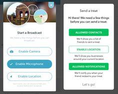 Periscope-like Permissions for iOS apps — iOS App Development — Medium