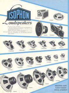 ISOPHON 1963 catalog