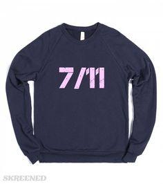 7/11 #Skreened #711 #beyonce #sweater