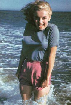 Marilyn Monroe and the Camera: бесконечный материал. Часть 93: humus